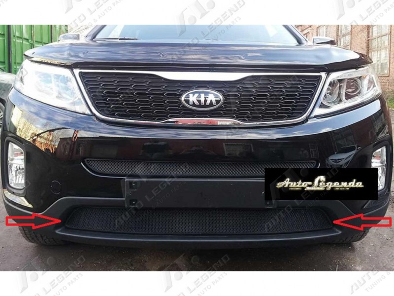 zachita_radiatora_kia_sorento_black_niz
