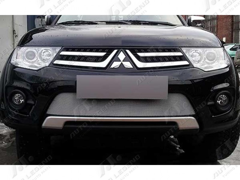 zachita_radiatora_mitsubishi_l200_2013_chrome_niz