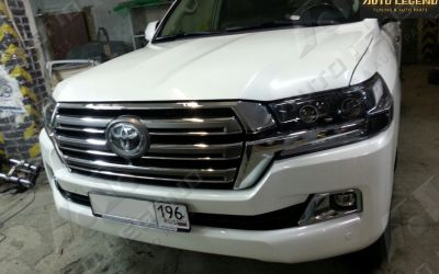 Restailing Land Cruiser 200 V2016