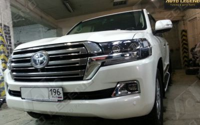 Restailing Land Cruiser 200 V2016 2