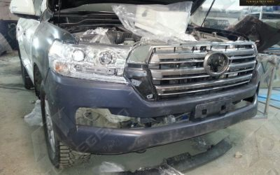 Restailing Land Cruiser 200 V2016 7